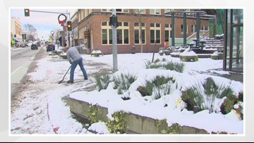 More snow coming to the Puget Sound region
