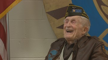 101-year-old Edmonds WWII veteran reflects: 'I was one of the lucky ones'
