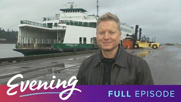 Tue 1/28, Olympia, Full Episode, KING 5 Evening