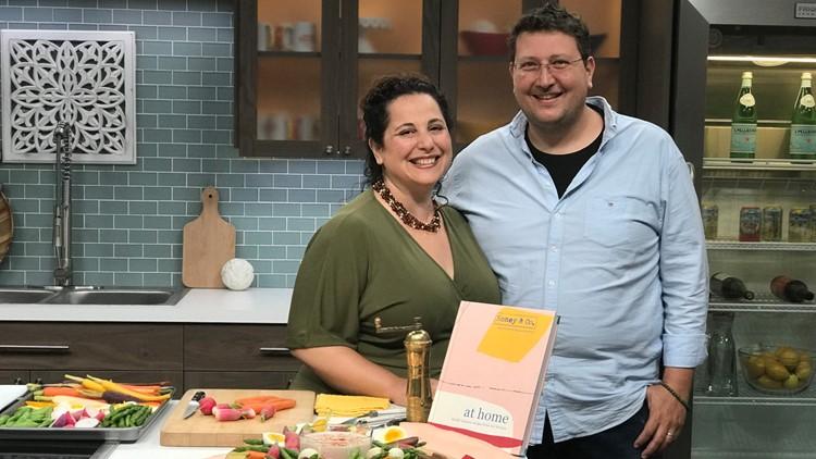 Sarit Packer and Itamar Srulovich of  Honey & Co.