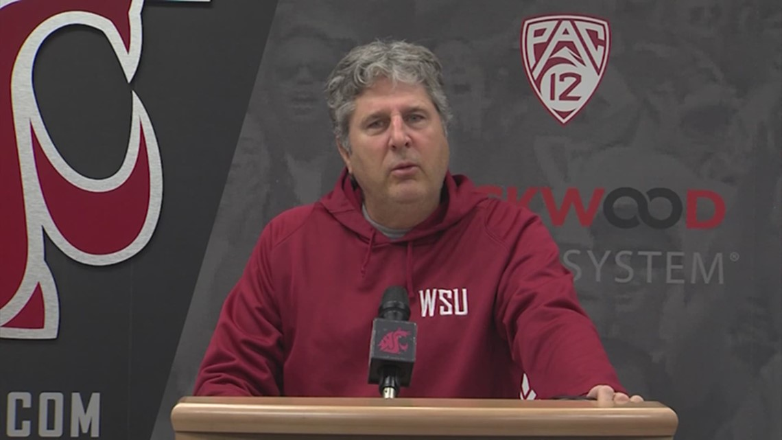 Mike Leach goes off on his own team