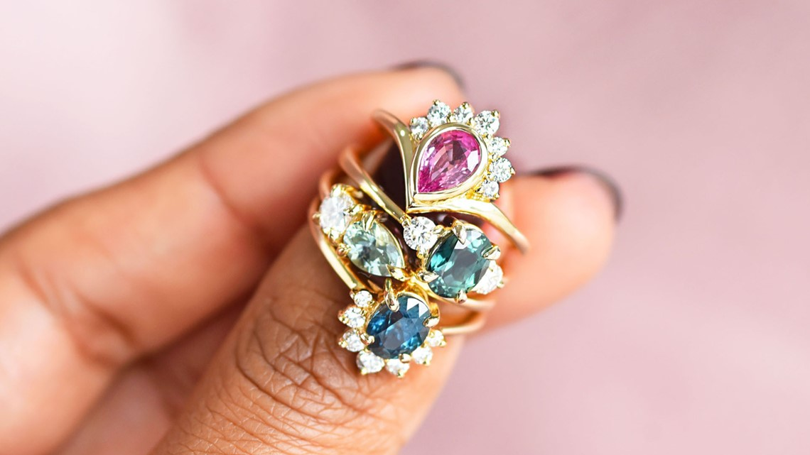 This Madrona Jeweler creates eco-friendly engagement rings - New Day NW