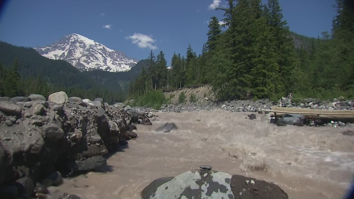 Mount Rainier National Park on track for busiest year in decades