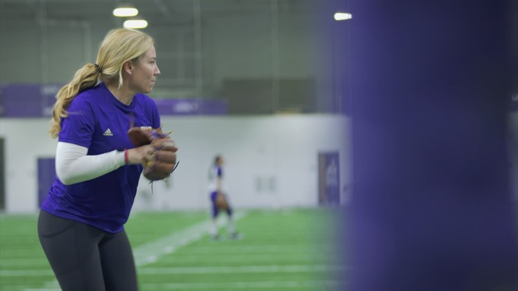 Olympic Dreams: UW softball coach Heather Tarr among coaches on Team USA
