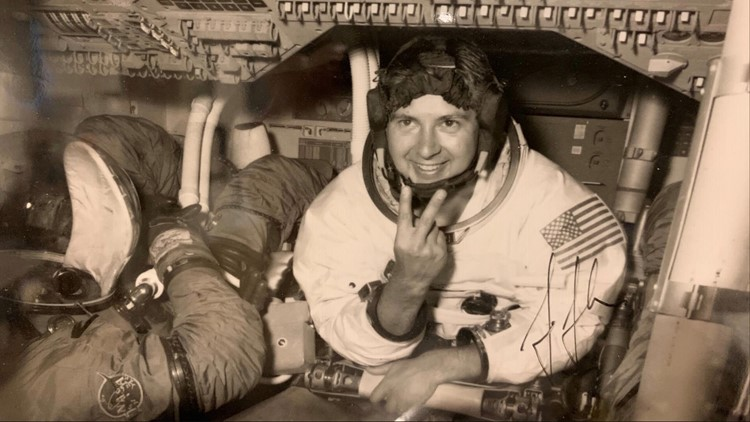 Meet the Seattle engineer behind the Apollo 11 spacesuit