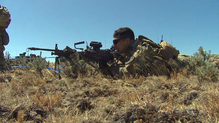 Washington National Guard could be deployed to Poland