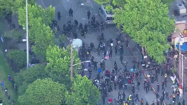 Advocates, law enforcement examine the future of policing in Seattle