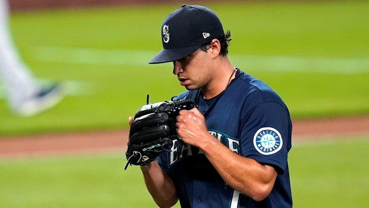 Gonzales expected to start for the Mariners against the Angels