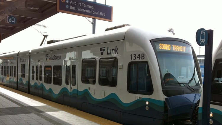 Northgate Link light rail extension to open Oct. 2 in Seattle