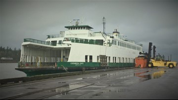 This Washington ferry could be yours for less than the price of a small home - KING 5 Evening