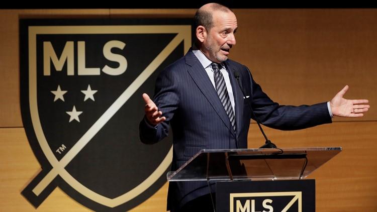 MLS extends training moratorium through April 24