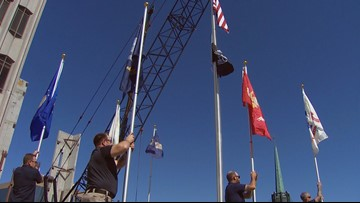 New veteran's memorial unveiled in Snohomish County