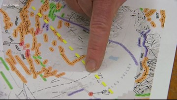 Shallow Seattle faults still have potential for a magnitude 7.0 earthquake