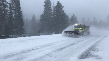 Traction tires advised on some Cascade passes