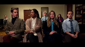 Meet two new stars from Netflix's original series, The Politician