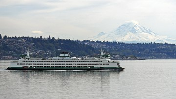 Help Washington State Ferries track whales in Puget Sound with new app