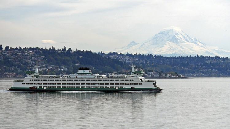 Washington State Ferries' photo contest returns to Twitter this week