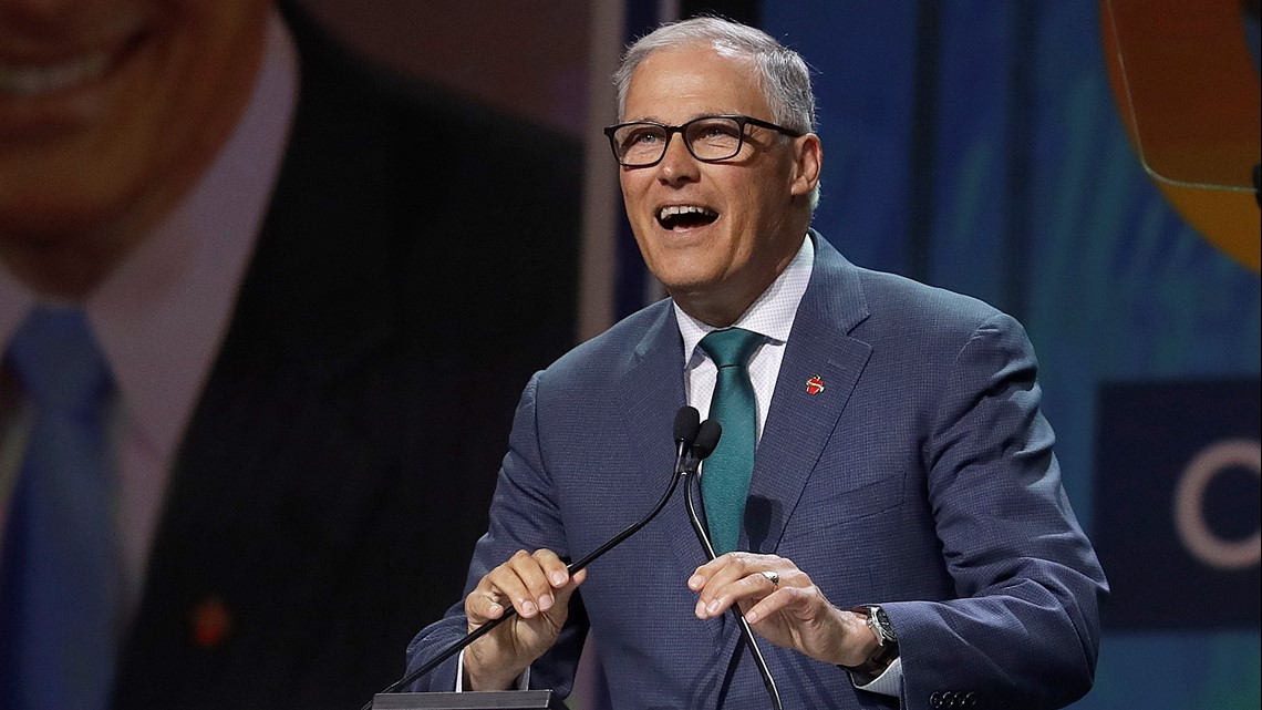 Presidential debate preview: Inslee prepares to take the stage