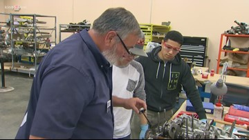 Moses Lake college seeing job benefits from Boeing 737 MAX grounding