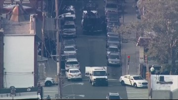 Several police officers shot in Philadelphia