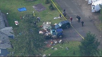 Some 'questionable people' spent time at site of triple homicide in Port Angeles