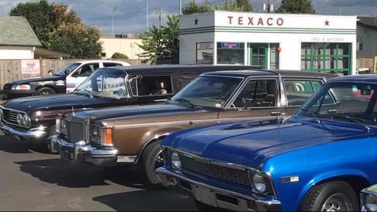 Classic Car Show Turners