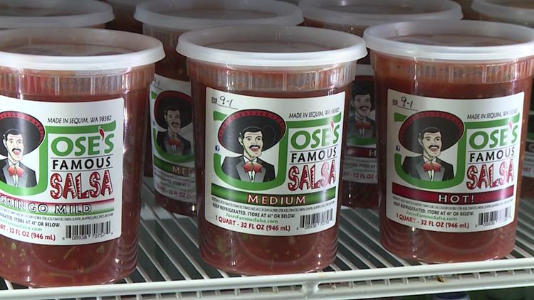Meet the real Jose behind Jose's Famous Salsa