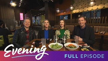 Thurs 1/23, Dough Zone in Downtown Seattle, Full Episode, KING 5 Evening