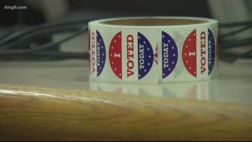 Early results show a tight race in Bellingham for mayoral position
