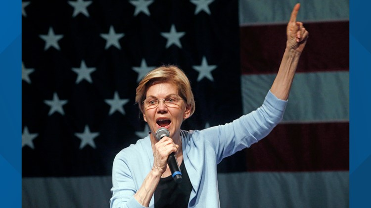 Presidential candidate Elizabeth Warren to host town hall in Seattle today