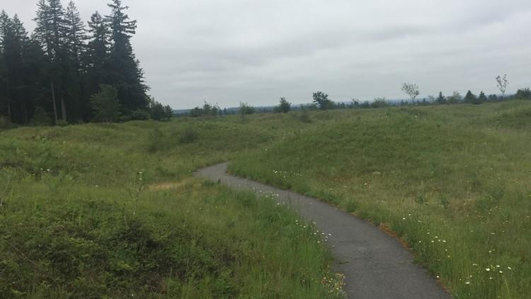 Mima Mounds Nature Preserve