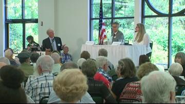 Mayoral candidates debate in Bellingham