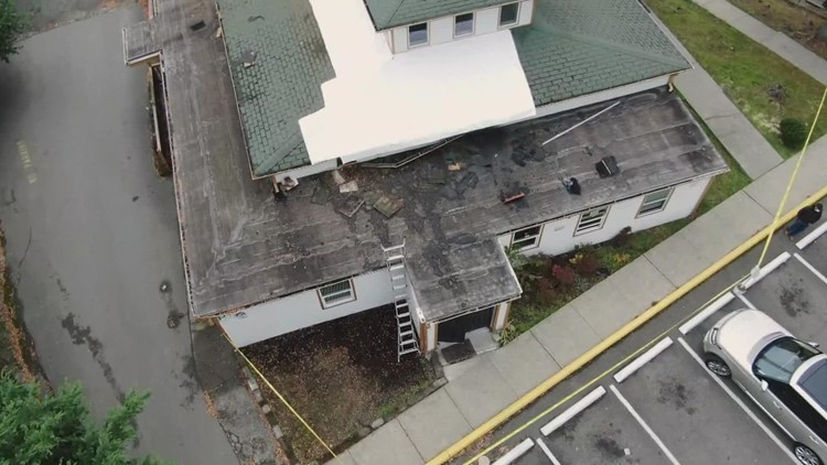 Suspected arsonist arrested in connection with Islamic Center of Tacoma fire