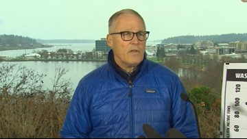 Inslee focuses on transportation in next stage of climate fight