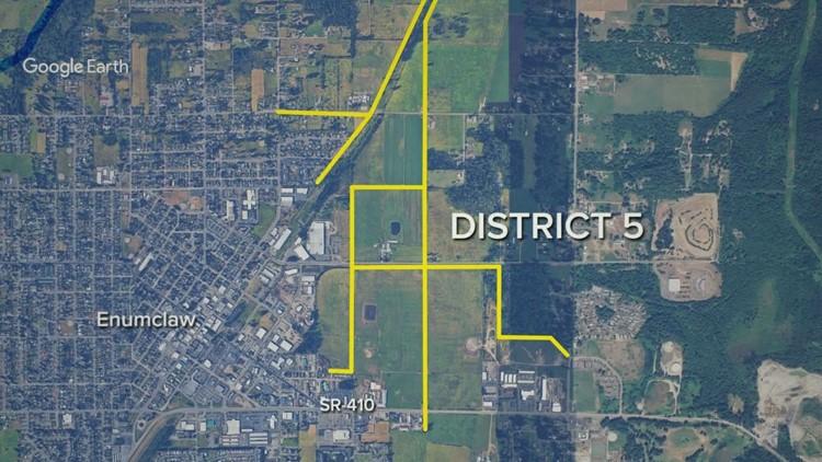 Drainage District 5