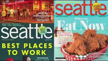 Seattle Magazine looks back on 2018