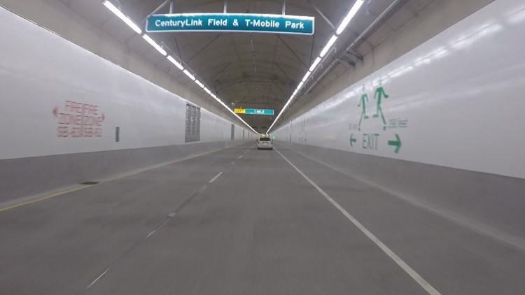 Seattle tunnel, Tacoma Narrows Bridge toll rates increase Friday