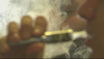 Despite temporary ban on flavored vape products, teens still getting ahold of them