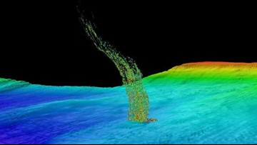 UW study on methane emissions offers clues to Cascadia Subduction Zone