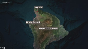 Bellevue man arrested for 2nd-degree murder after wife goes missing in Hawaii