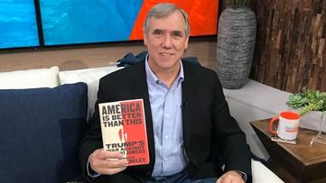 America at a crossroad: Senator Jeff Merkley on the border crisis - New Day Northwest