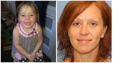 Alert for missing 3-year-old girl from Yakima