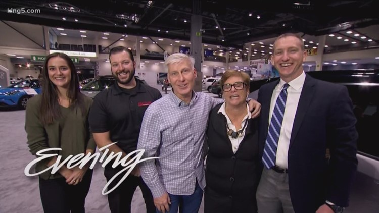 Fri 11/9, Seattle Auto Show & More BOWW Winners, Full Episode KING 5 Evening.