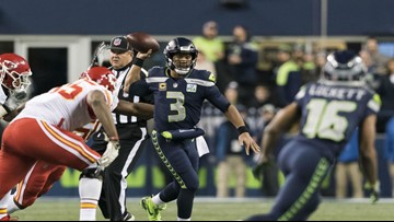 Russell Wilson entered MVP discussion with win over Chiefs