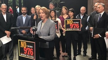 King County leaders: $30 car tabs would be 'catastrophic' for transit projects