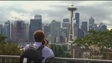 The Space Needle: Remaking an Icon, Full Episode, KING 5 Evening