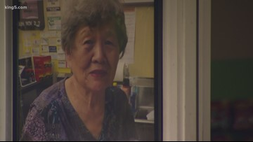 Memorial service honors Puyallup store owner