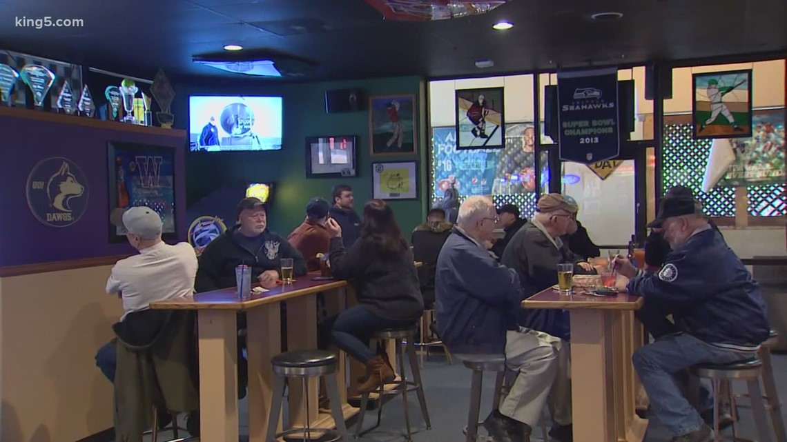 Seattle bars and restaurants brace for a 'very different' NFL playoff weekend