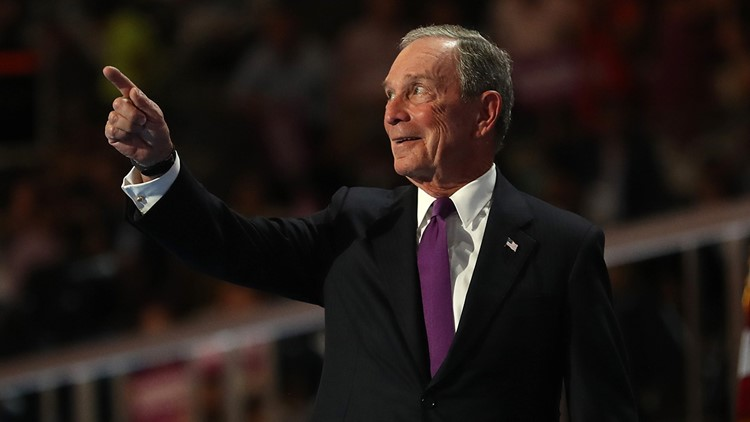 Presidential candidate Michael Bloomberg to open Washington state offices