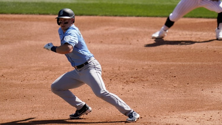 Mariners prospect Jarred Kelenic sidelined by knee strain